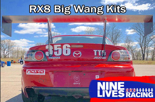 The Big Wáng Kit for RX8