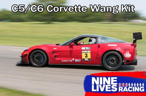 The Big Wáng for C5/C6 Corvette Chassis Mount