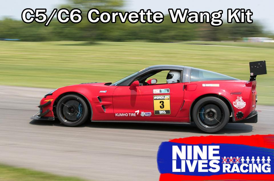The Big Wáng for C5/C6 Corvette