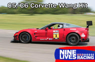 Corvette Big Wang Chassis Mount '97-13 C5/6