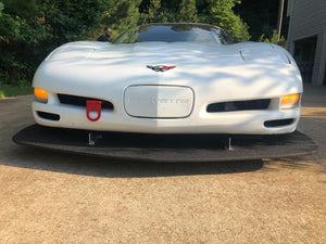 C5 Corvette Rocket Nose Splitters