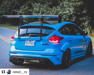 The Big Wang kit for 2011-2018 Focus / Focus RS