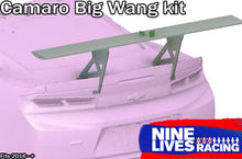 Load image into Gallery viewer, 6th gen camaro Wang kit pre order