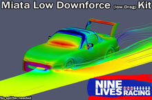 Load image into Gallery viewer, 9LR Low down-force kit for NA/NB miata