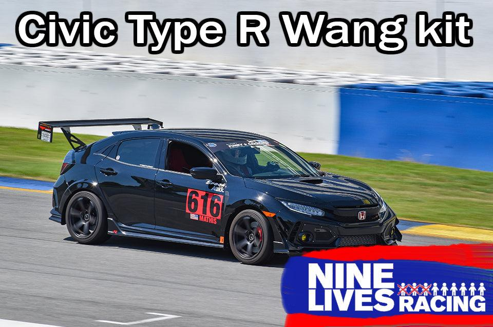 Big Wáng Kit for Civic Type R FK8 2017+