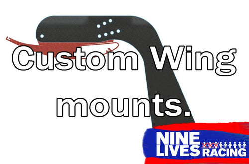 Custom Wing Pylons.