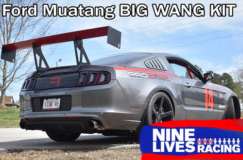 Big Wáng Kit for Mustang 2010-2014