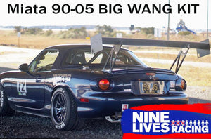 Big Wáng kit for 90-05 NA/NB Miata