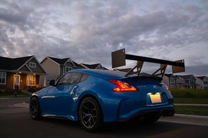 The Big Wáng kit for 370Z