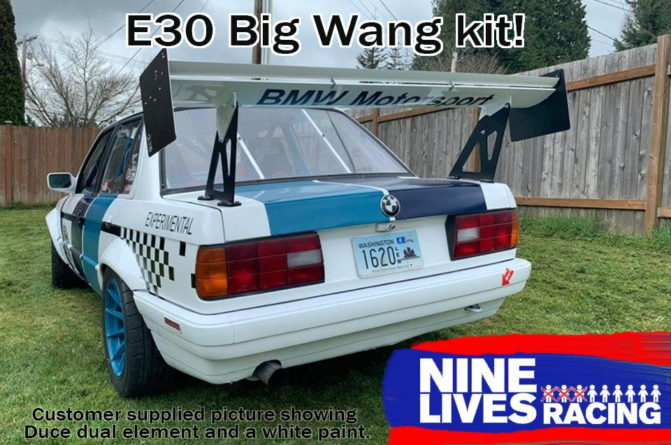 E30 Big Wang kit