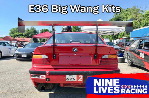 The Big Wáng Kit for BMW E36 1990-2000