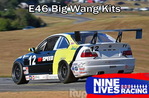 The Big Wáng kit for BMW E46 1997-2006