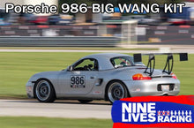 Load image into Gallery viewer, Big Wáng Kit for 986 Boxster 1996-2004