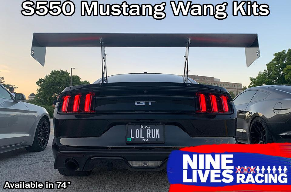 Big Wáng kit for Mustang S550 2014+