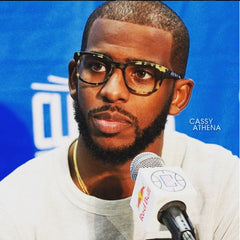 Chris Paul in Sama Eyewear District
