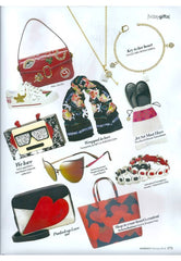 Sama Eyewear Croco 2 in Mondanite Magazine