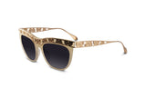 Cara - Worn by Lisa Vanderpump of the Real Housewives of Beverly Hills - SamaEyewearShop.com - 3