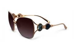 "Heart of Gold - As Seen On Lisa Vanderpump On The Hit Television Show ""Real Housewives Of Beverly Hills"" - SamaEyewearShop.com - 1"