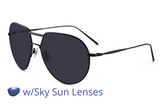 Onyx/Sky Blue Lenses