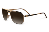 Malibu - w/ Genuine 24k Gold Lenses As Worn By Ricky Martin At The Billboard Music Awards! - SamaEyewearShop.com - 3