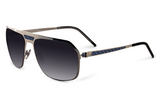 Malibu - w/ Genuine 24k Gold Lenses As Worn By Ricky Martin At The Billboard Music Awards! - SamaEyewearShop.com - 4