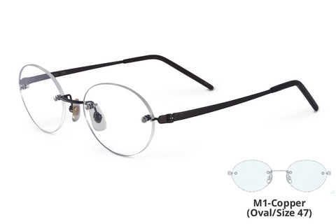 Sama Eyewear | Metro | Prescription Frame | Rx | Luxury Eyeglasses