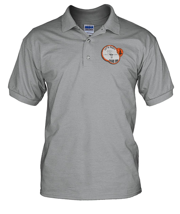 Basketball Boys Bar Mitzvah Birthday Polo