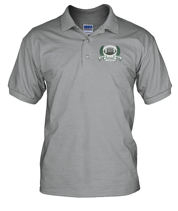 Football Boys Bar Mitzvah Birthday Polo