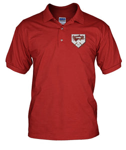 Baseball Boys Bar Mitzvah Birthday Polo