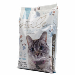 11 lb Salmon & Chickpea Recipe Adult Cat Food
