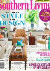 Bunny Williams Home in Southern Living in July 2015