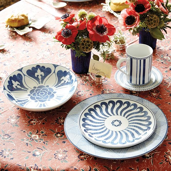 campbell house dinnerware collection
