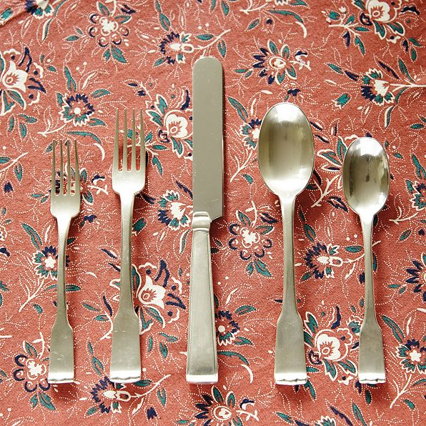 paris flea market flatware (antique silver)