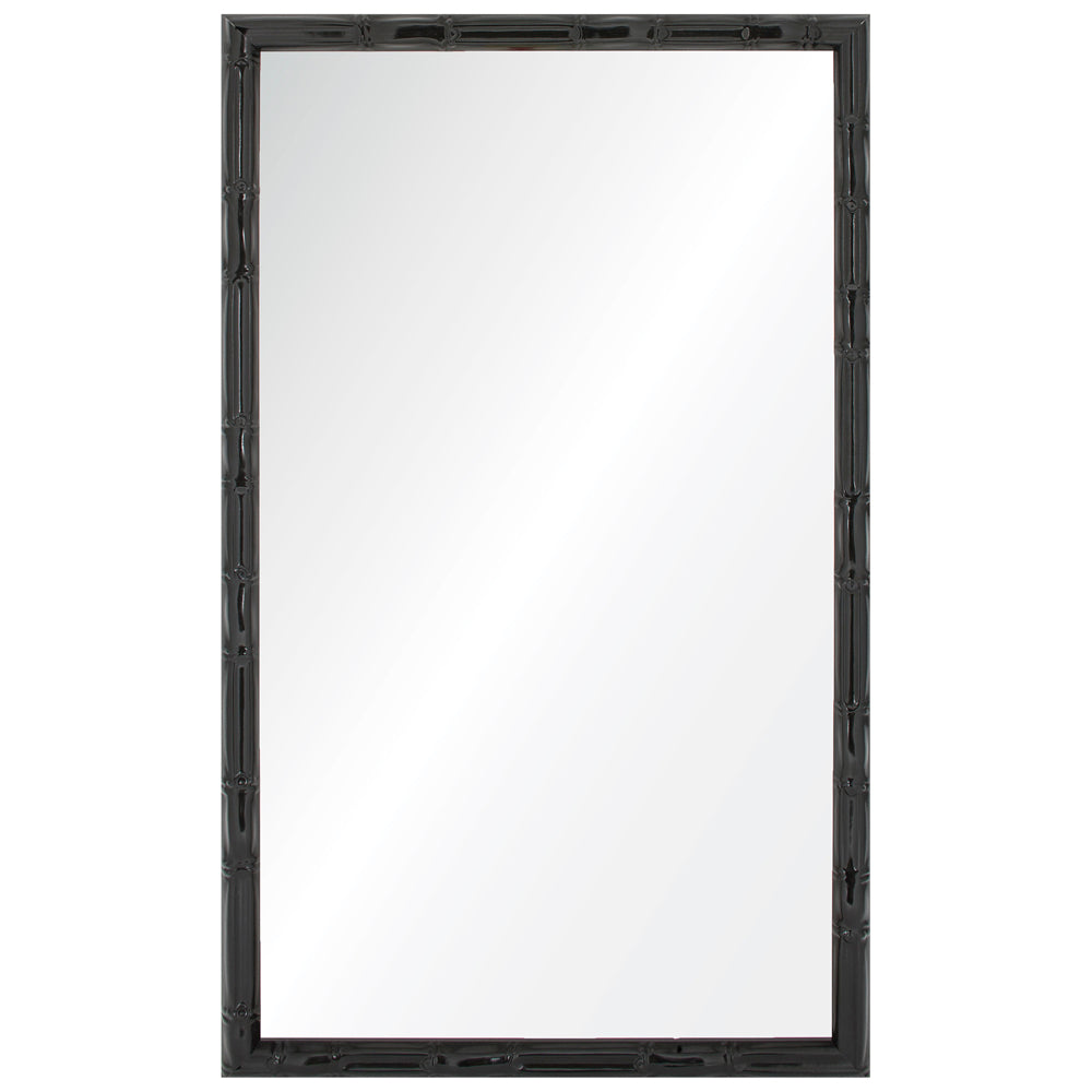 bambu mirror (black)