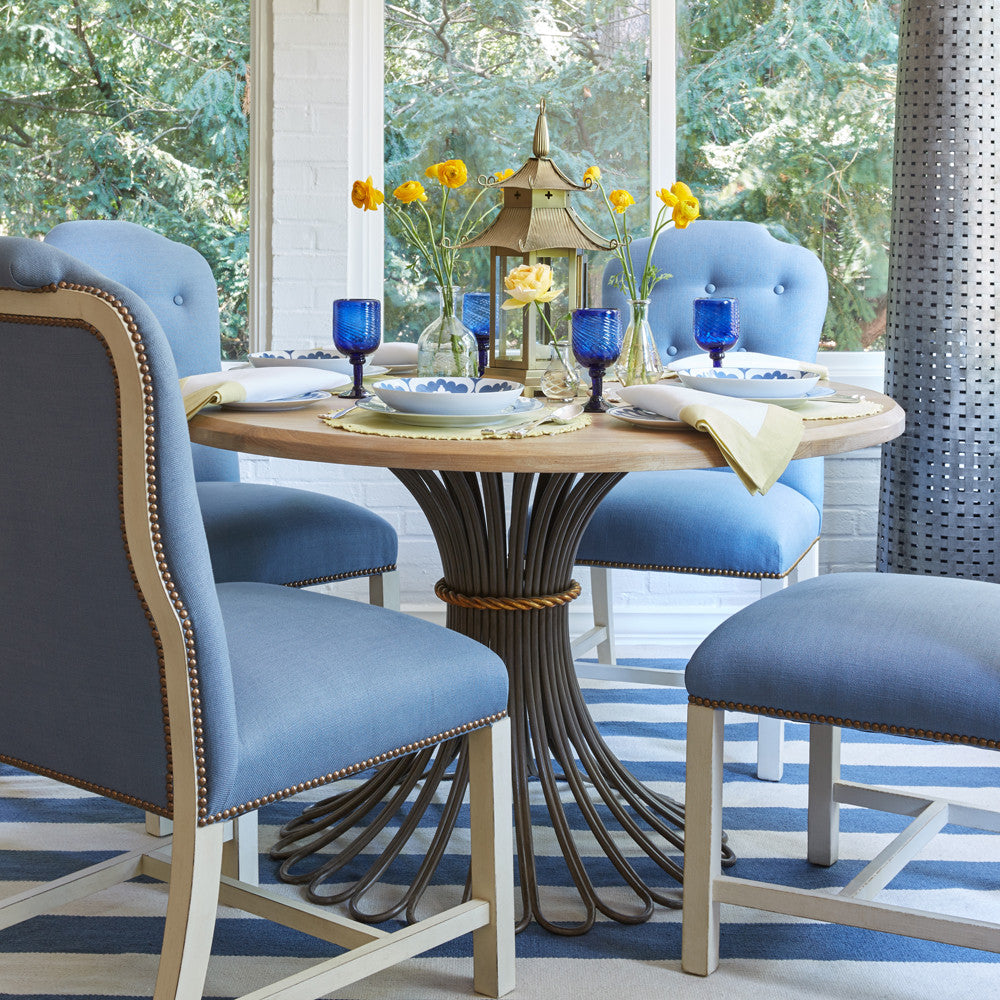 Harvest Dining Table – Bunny Williams Home