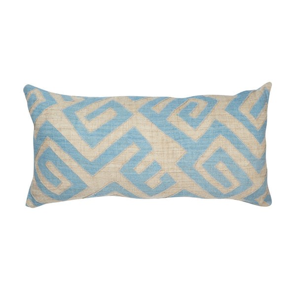 Bambala Pillow Lumbar (Blue)