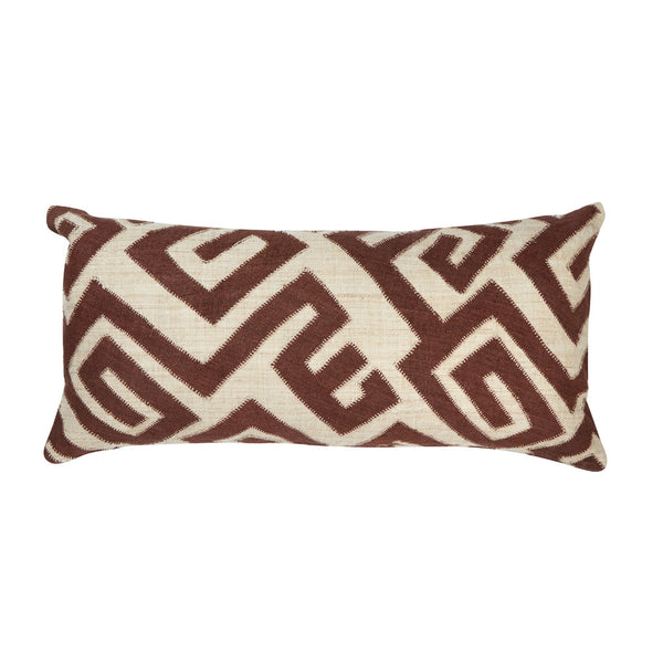 Bambala Pillow Lumbar (Brown)