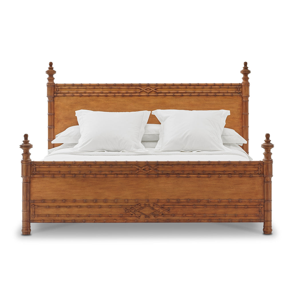 bamboo bed (queen)