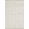Bonnie Woven Cotton Rug (Grey)
