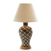Chicken Feather Lamp (Brown)