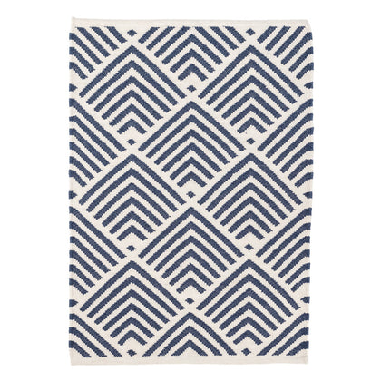 Cleo Indoor/Outdoor Rug (Navy)