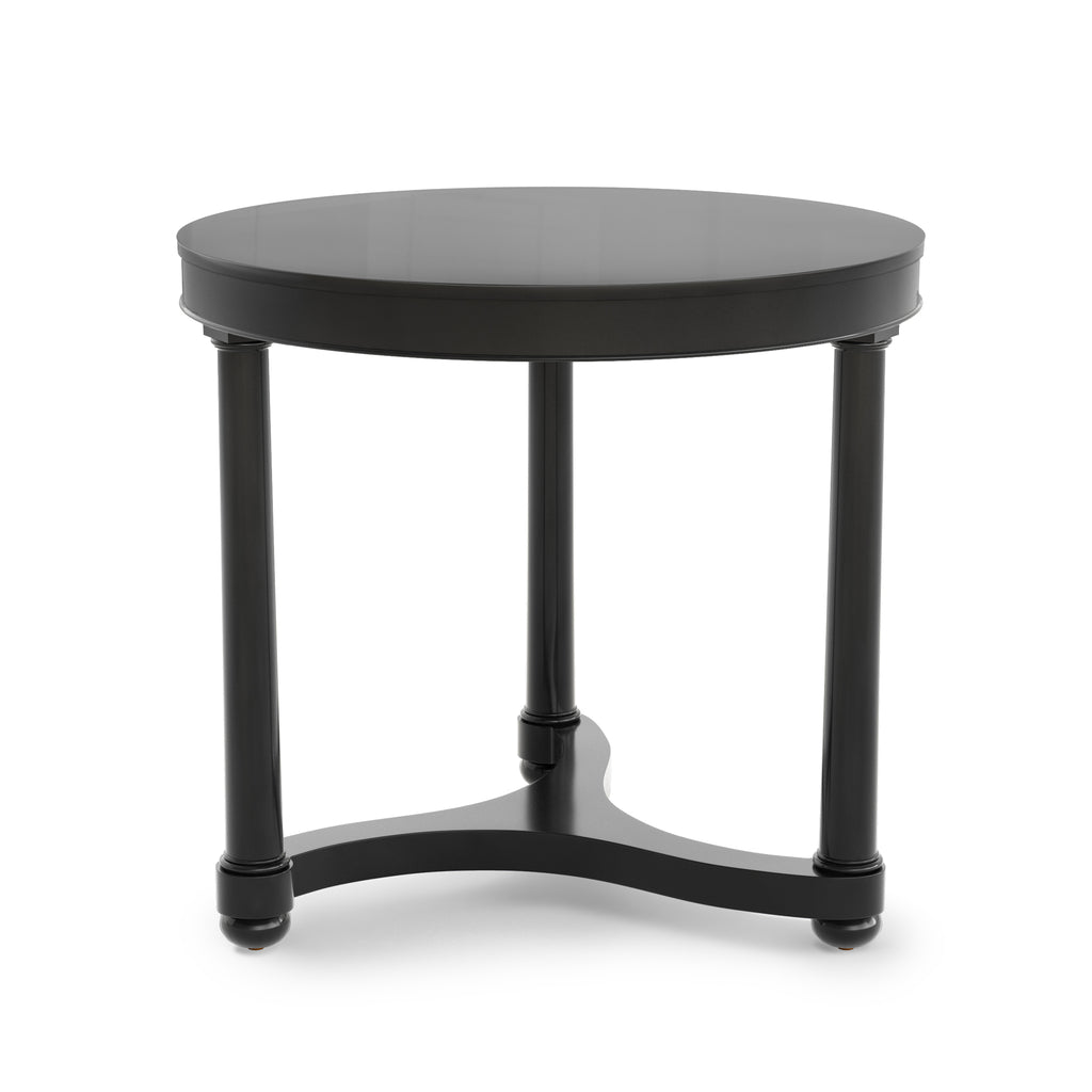 gwendolen side table (black)
