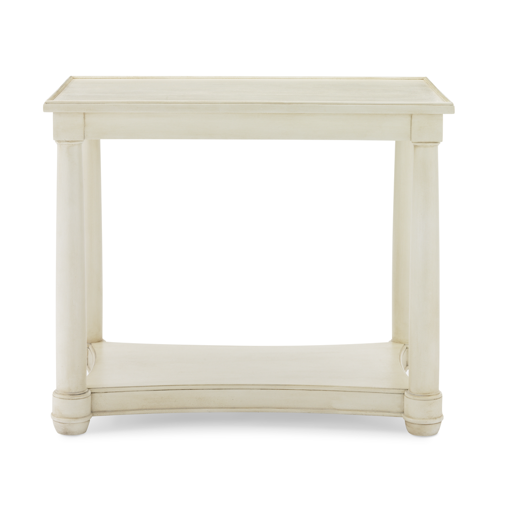 hamilton side table (white)