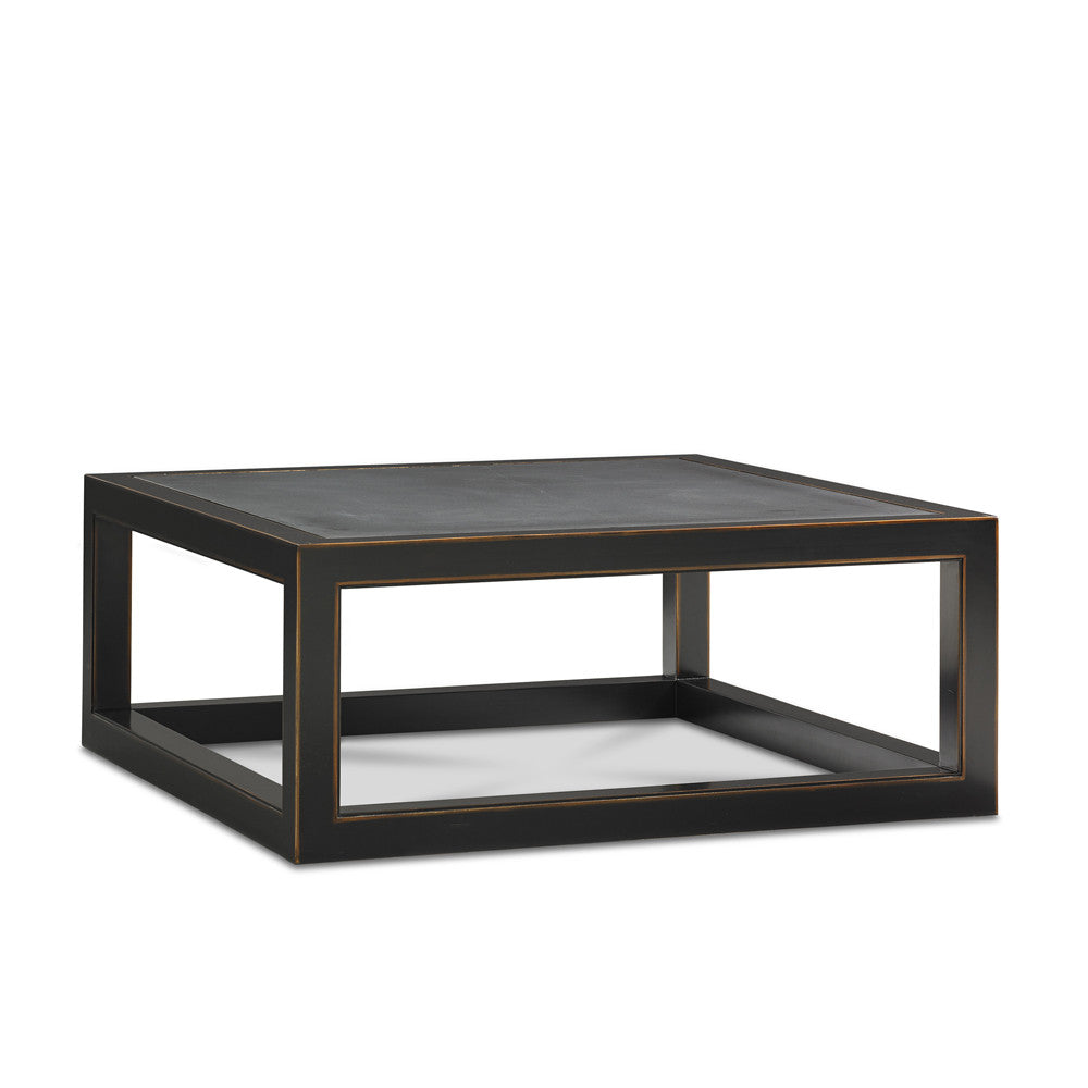 Ming Coffee Table Black Bunny Williams Home