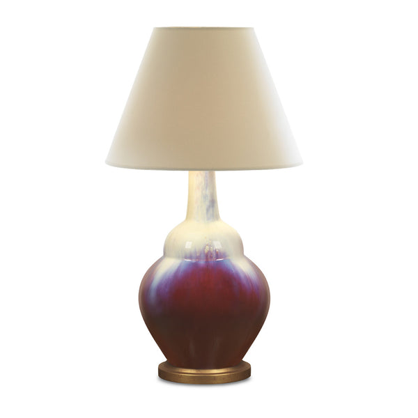Oxblood Lamp