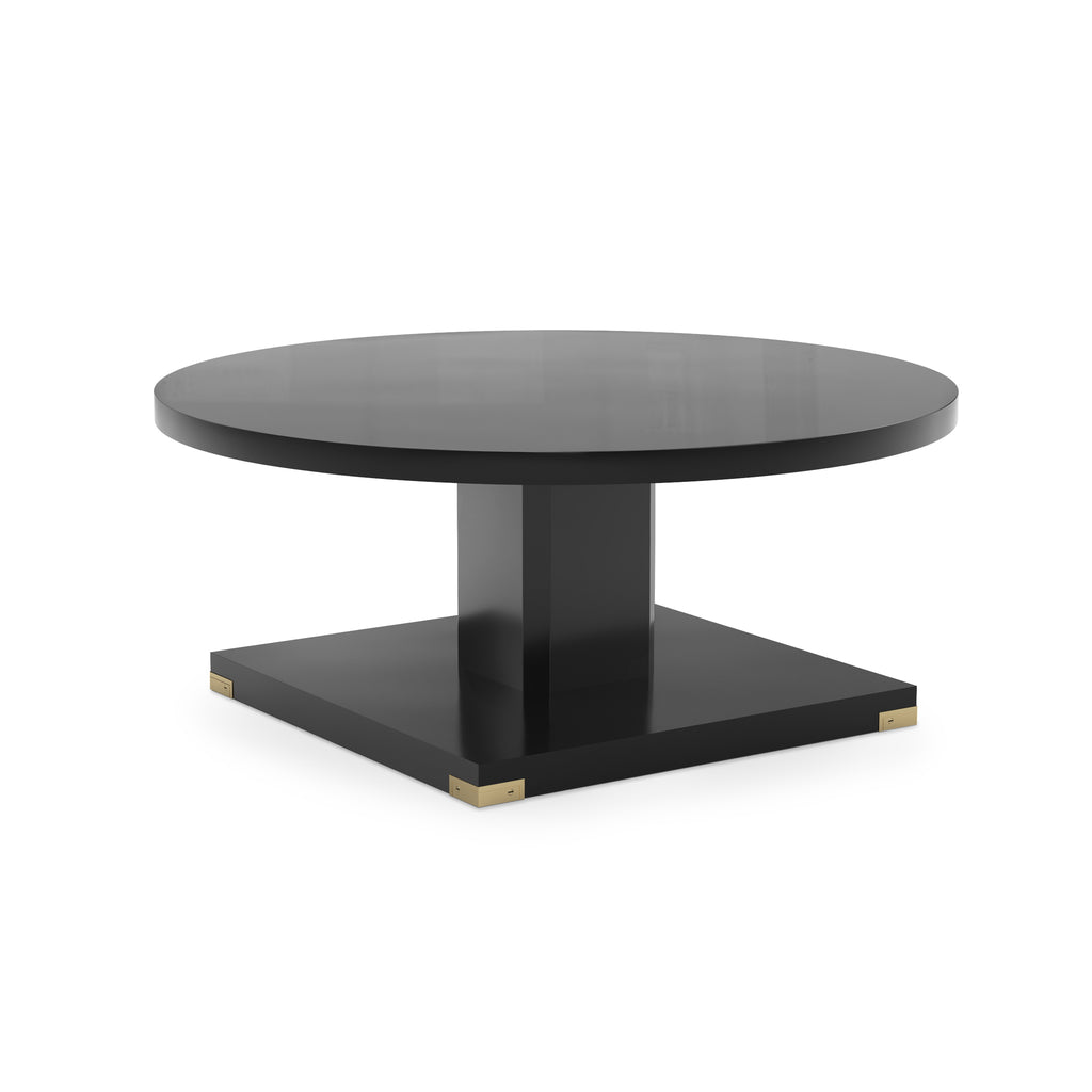 paxton table (black)