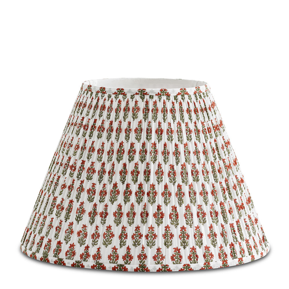 Prickly Poppycape Lampshade