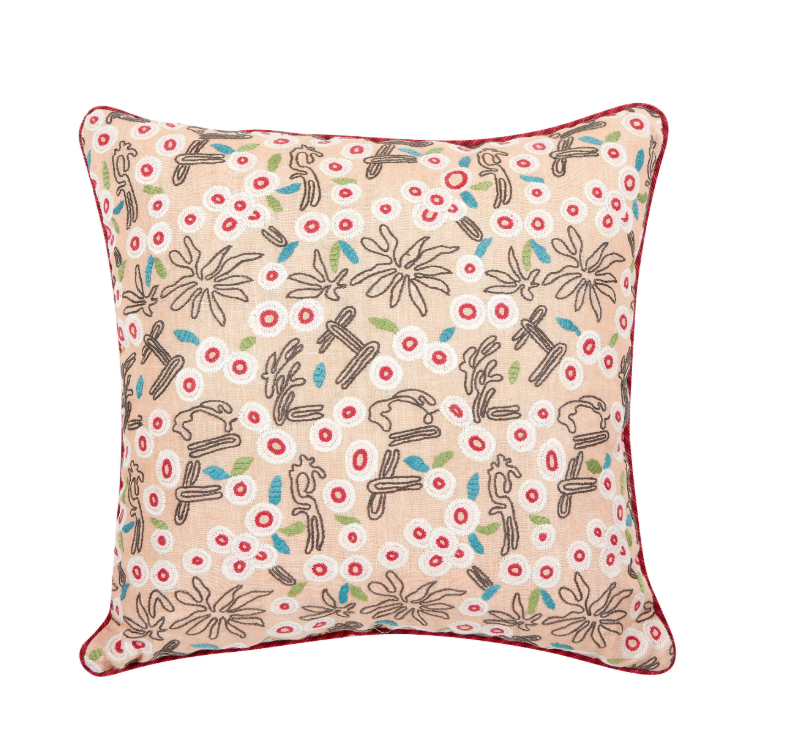 "sea parsley 20"" pillow"