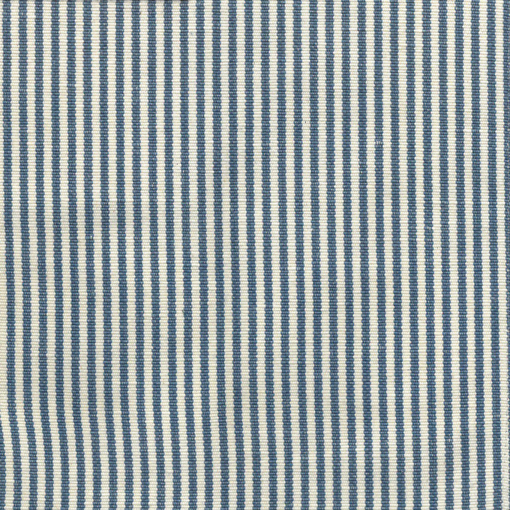 striped cotton (blue)