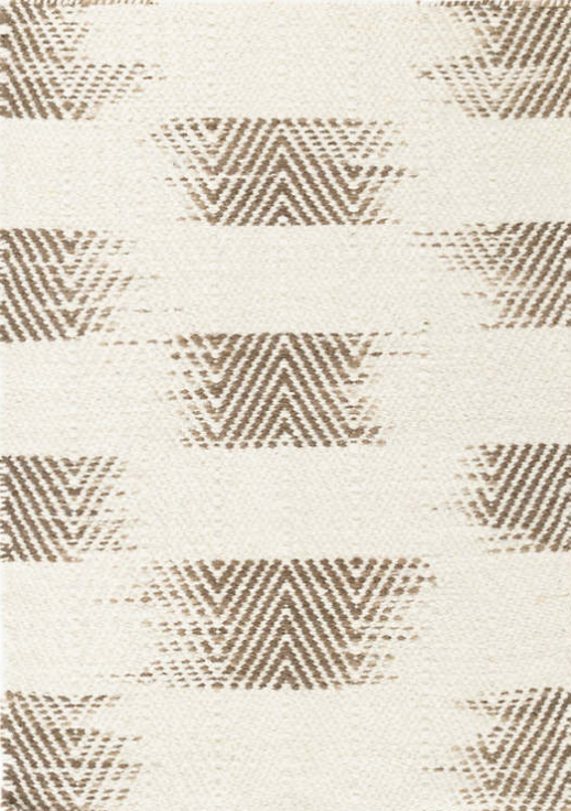 tansey woven wool rug (camel)